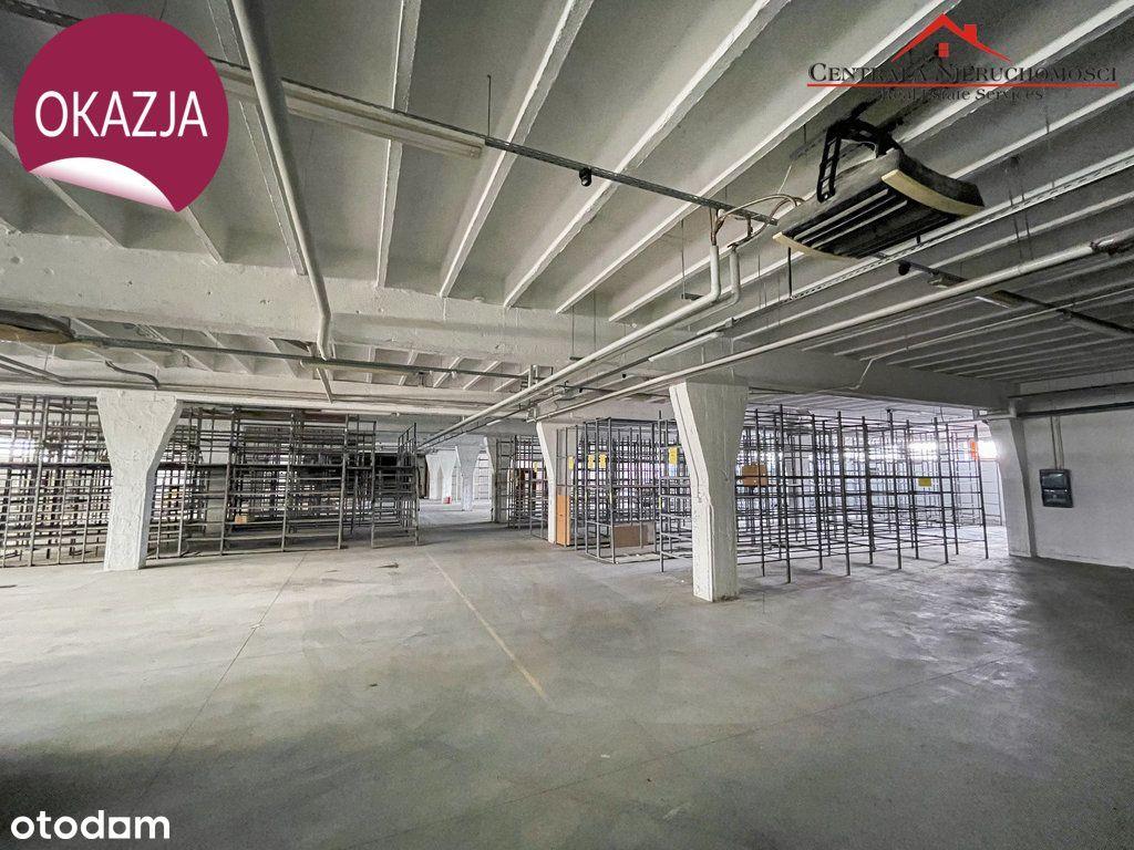 Hala / Magazyn - Toruń - Powierzchnia 1540 m2