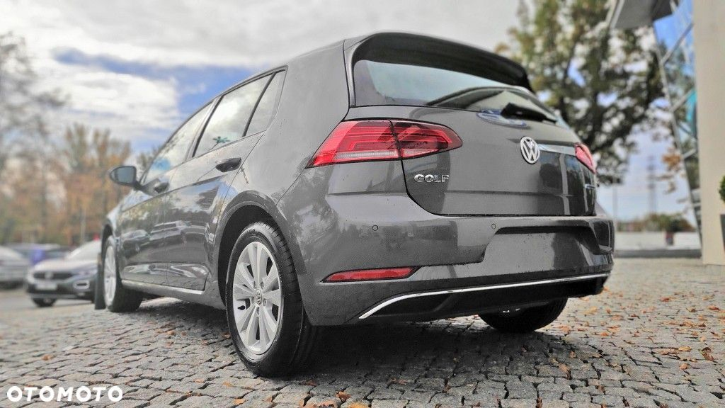 Volkswagen Golf Rabat 23 000 zł Comfortline 1.5 TSI ACT BlueMotion 130KM manualna DEMO - 9