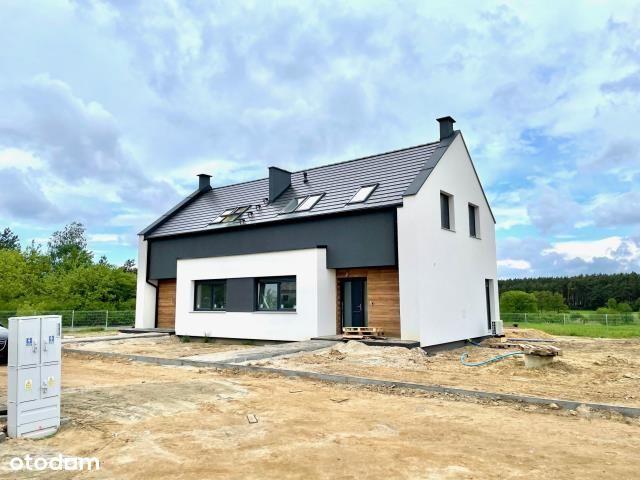 Nowoczesny dom - 5 pokoi; Dąbcze/Nowa Wieś