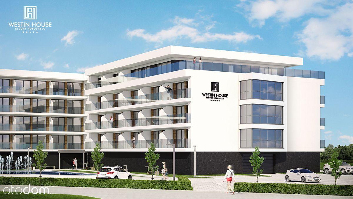 Apartament nr 125 - Westin House Resort Kołobrzeg