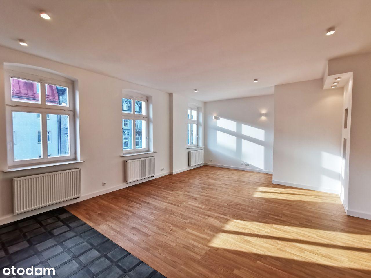 Luksusowy apartament w kamienicy + piwnica 120 m2