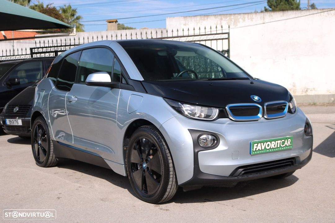 BMW i3 +Comfort Package Advance - 6