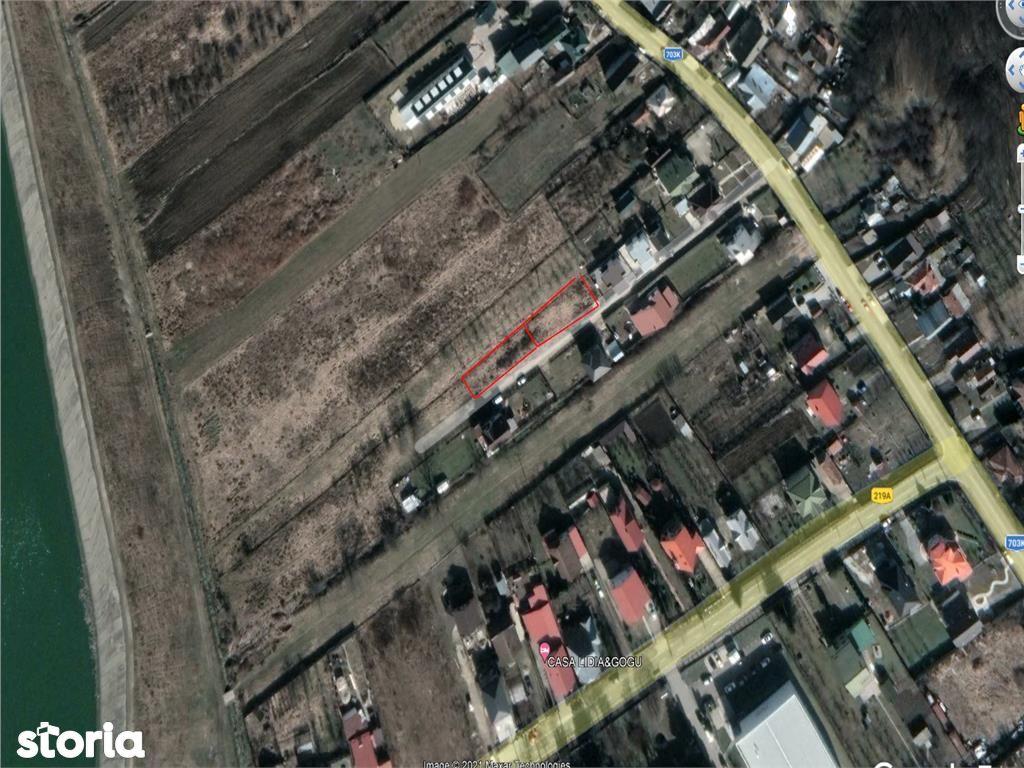 Budeasa Mare: teren in suprafata de 500 mp, intravilan