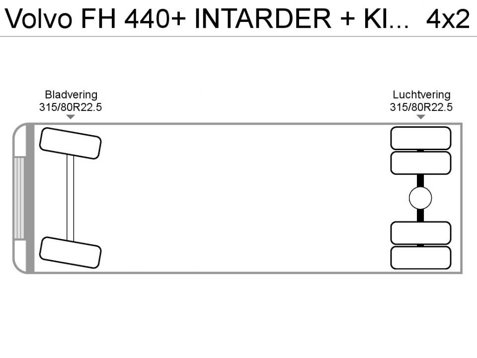 Volvo FH 440+ INTARDER + KIPHYDR. - 12