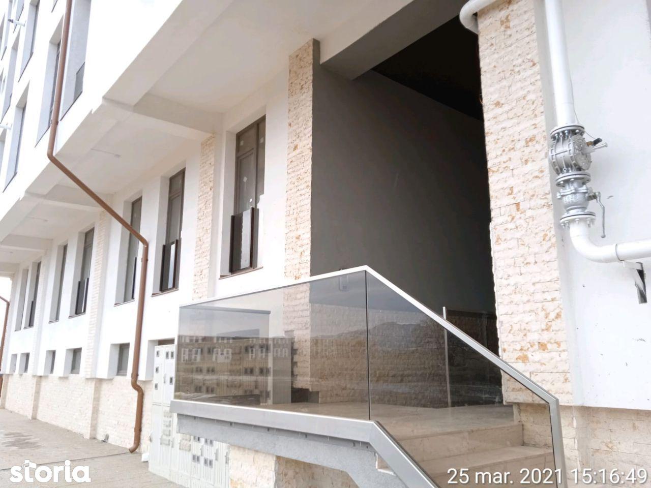 Fara comisioane ! Apartament cu 2 camere parter Azure Residence Sibiu