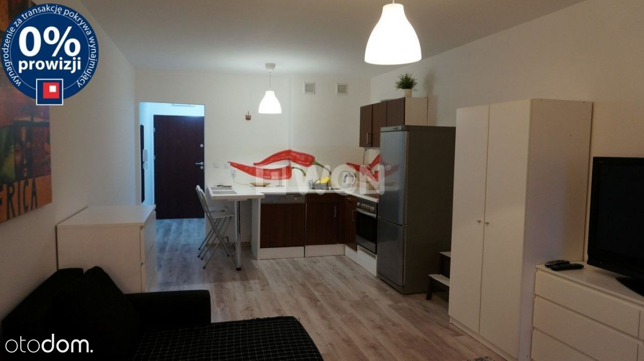 Mieszkanie, 29,34 m², Wrocław