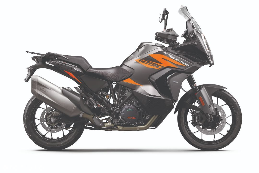 KTM  KTM 1290 SUPER ADVENTURE S model 2021 Rapid Poznań - 2