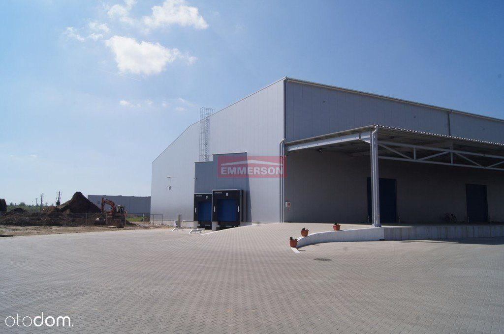Hala/Magazyn, 1 000 m², Targowisko