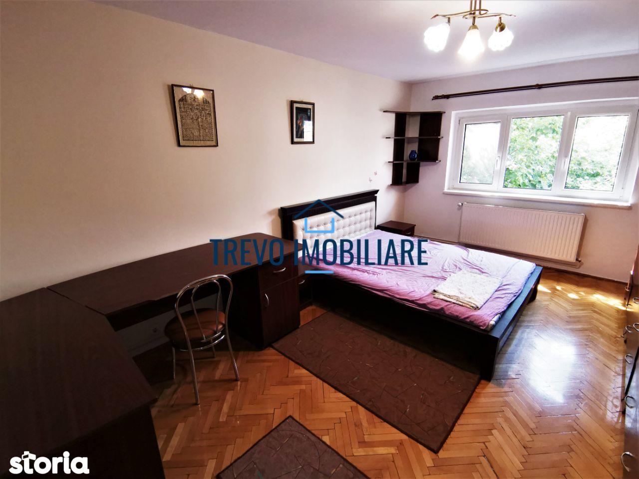 Apartament cu 2 camere,50 mp,decomandat, zona str. Nicolae Titulescu