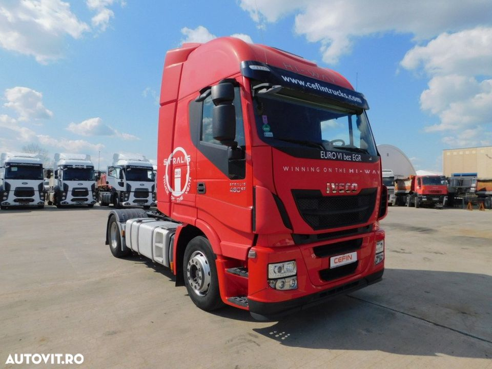Iveco As440tp 460 - 2