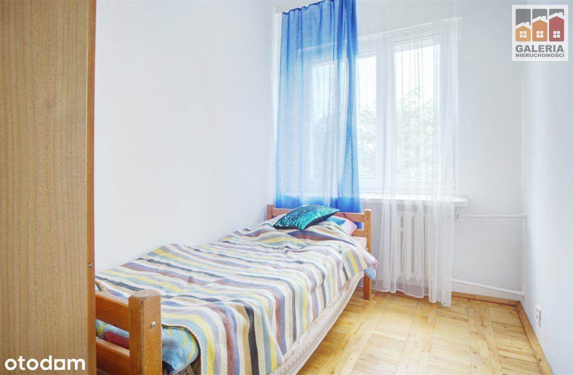 Dwa pokoje w centrum, Krzyżanowskiego 40 m2 balkon
