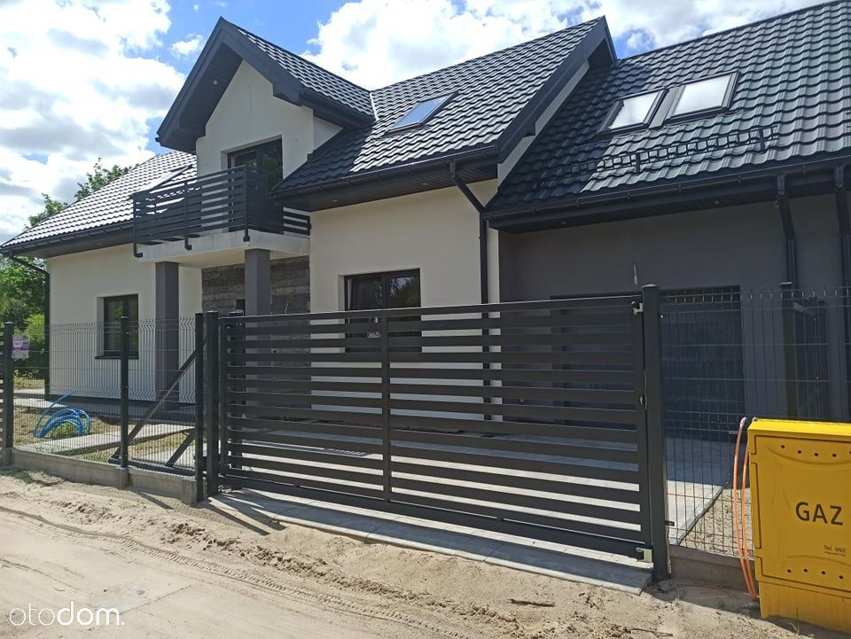 Dom na sprzedaż z garażem Mariew bez pośredników