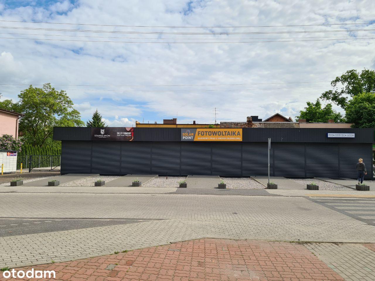Lokal 25m2 w centrum Wołomina