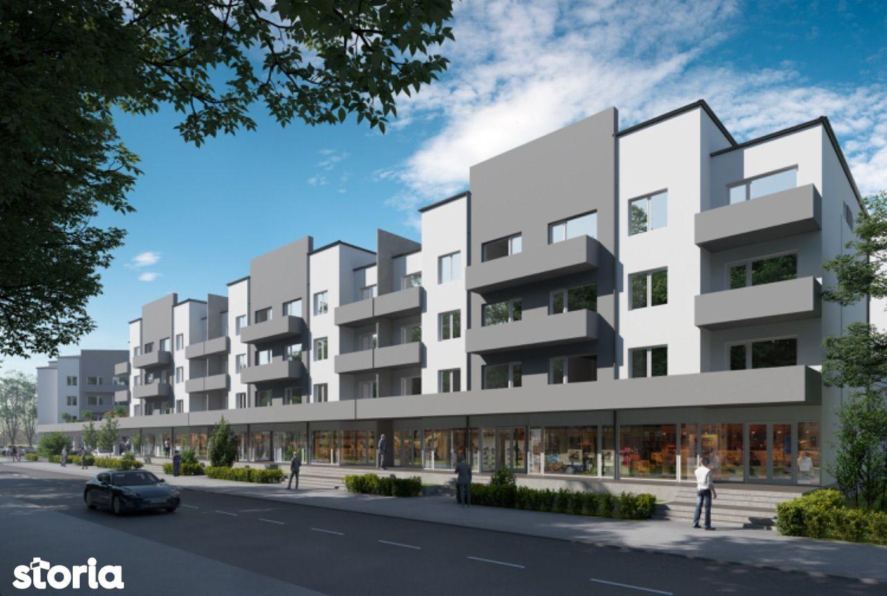Happy Residence 3! Apartamet 2 camere decomandate 68000 EUR plus TVA