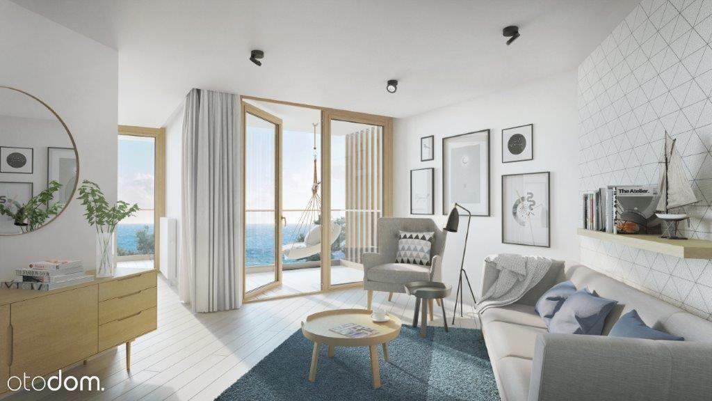 PINEA - apartament z widokiem na morze (619)