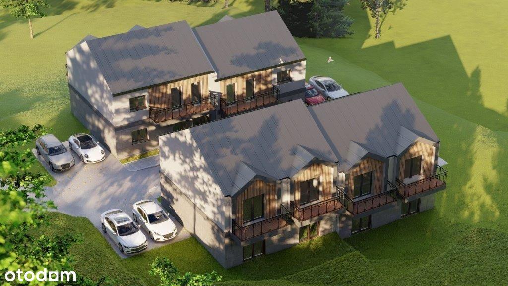 Apartamenty Zabełcze-Tylko 8 mieszkań