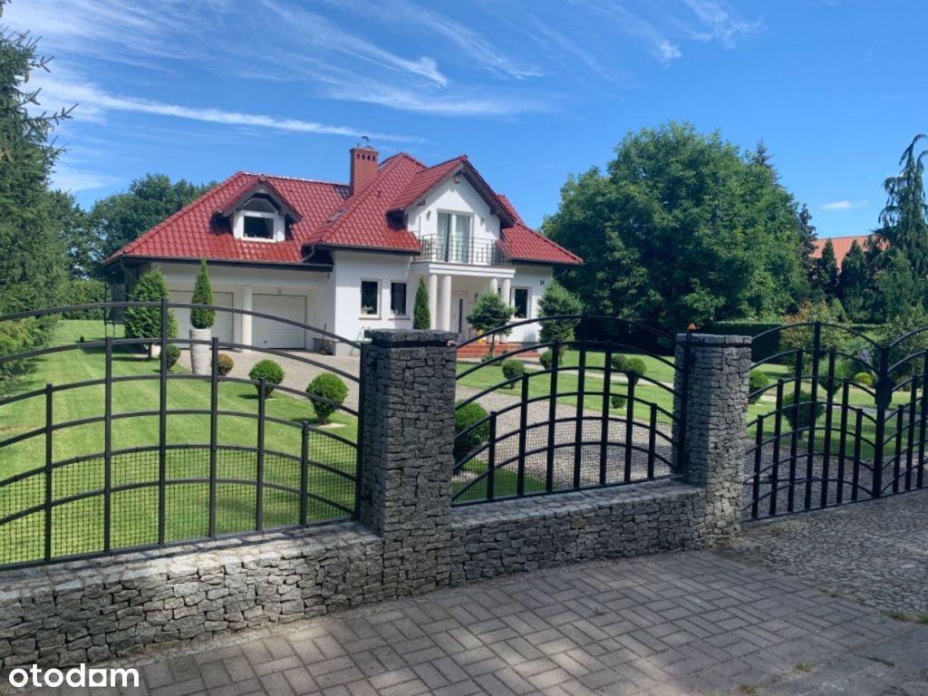 Duży dom w Rudnie