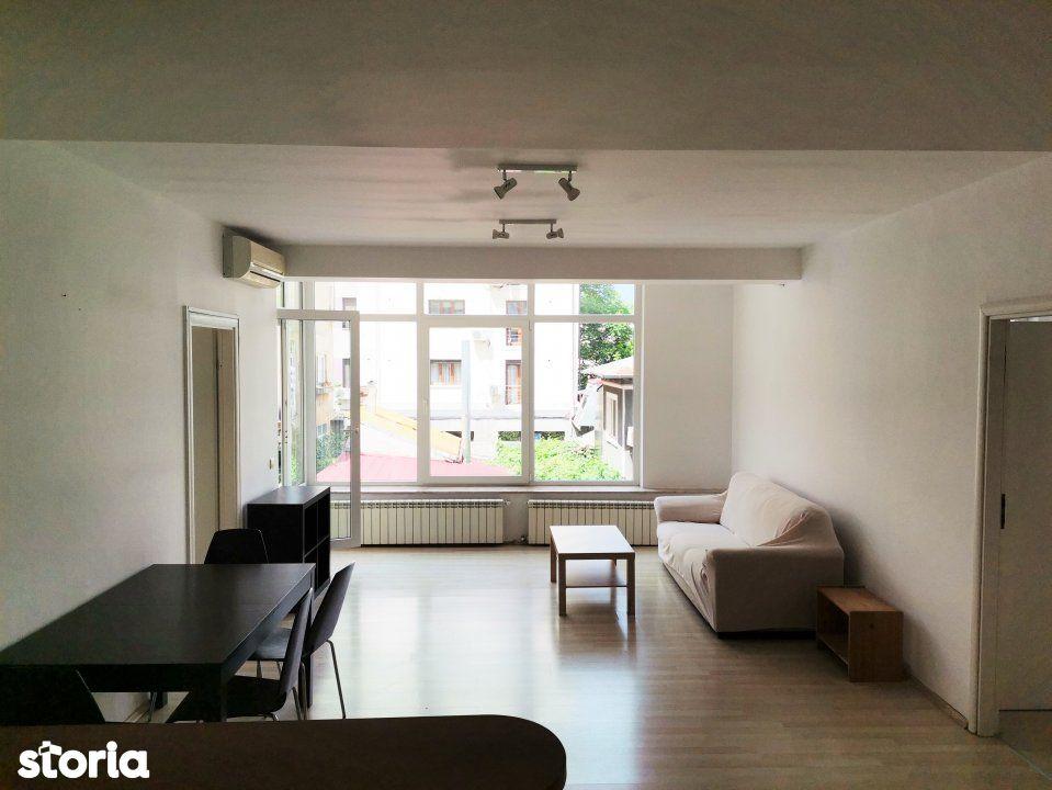 Inchiriere apartament 4 camere in Dorobanti, bloc 2008, loc de parcare