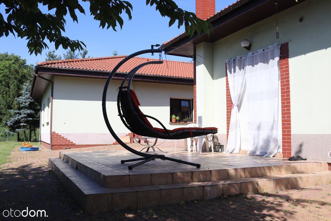 Dom komfortowy wolnostojący Leszno