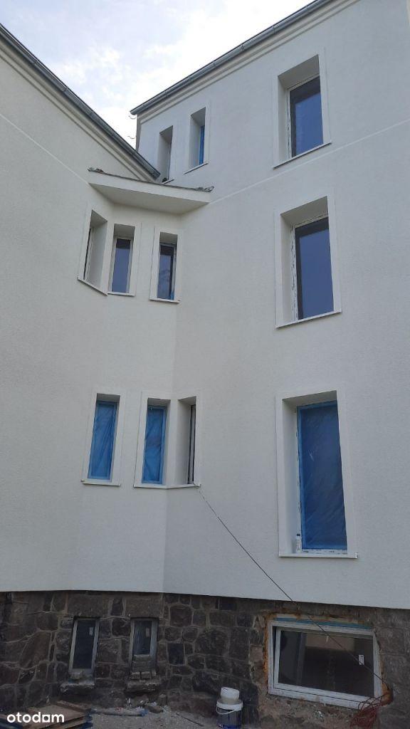22 lokale nowe kawalerki w jednym budynku Poznań