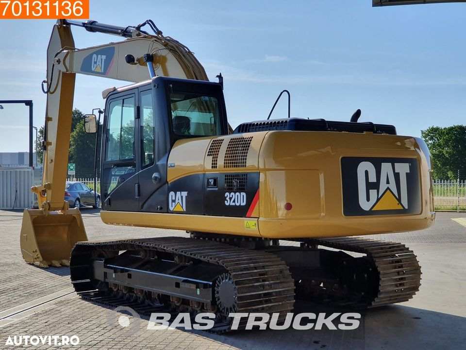 Caterpillar 320D NEW UNUSED - 4 units available - 2