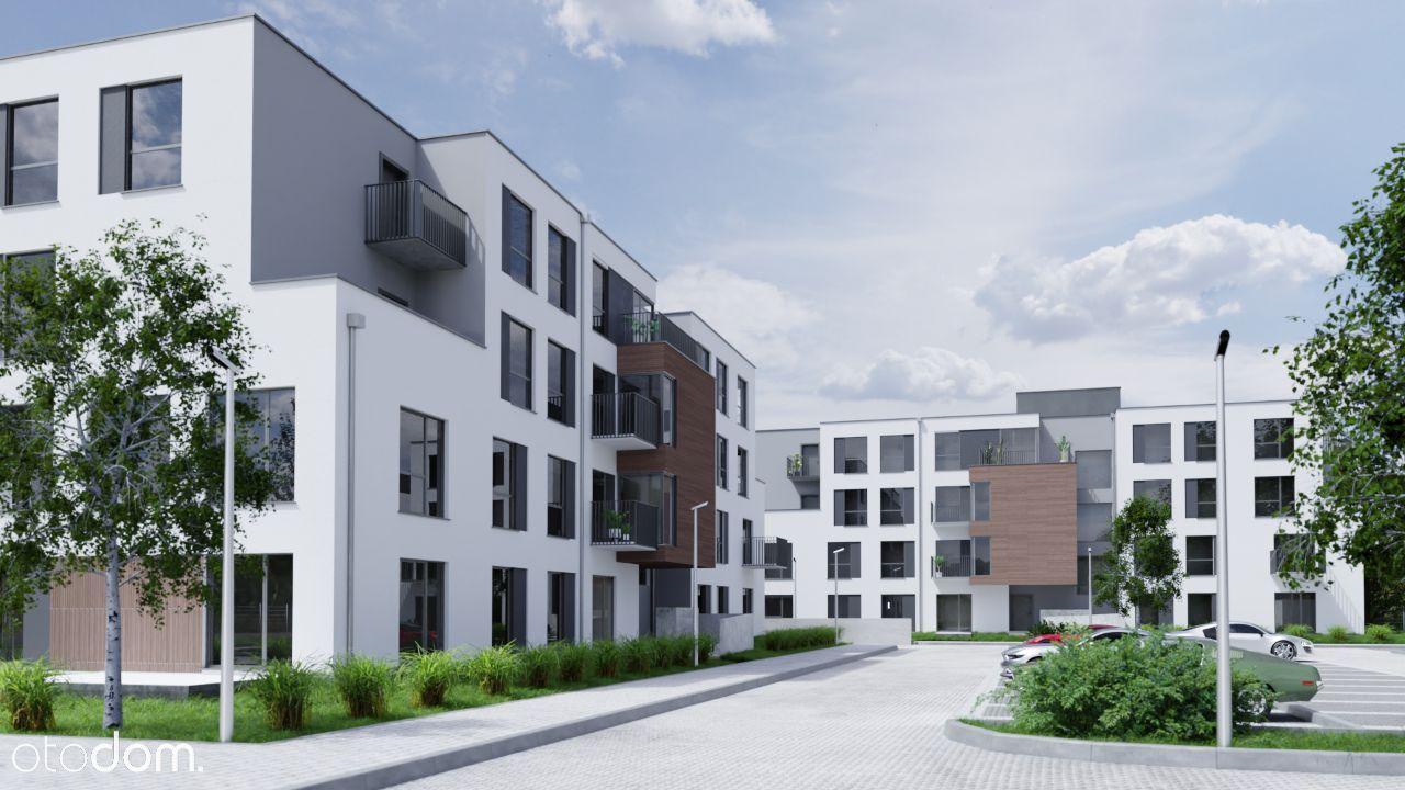 Zielone Widoki - Nowe mieszkania deweloperskie