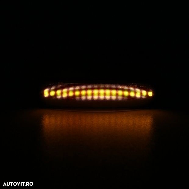Semnalizare laterala fumurie LED Land Rover Discovery 3/4, Rang Rover - 2