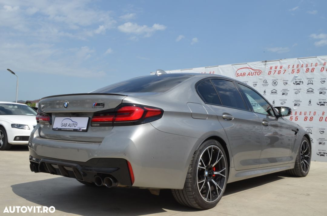 BMW M5 Competition - 26