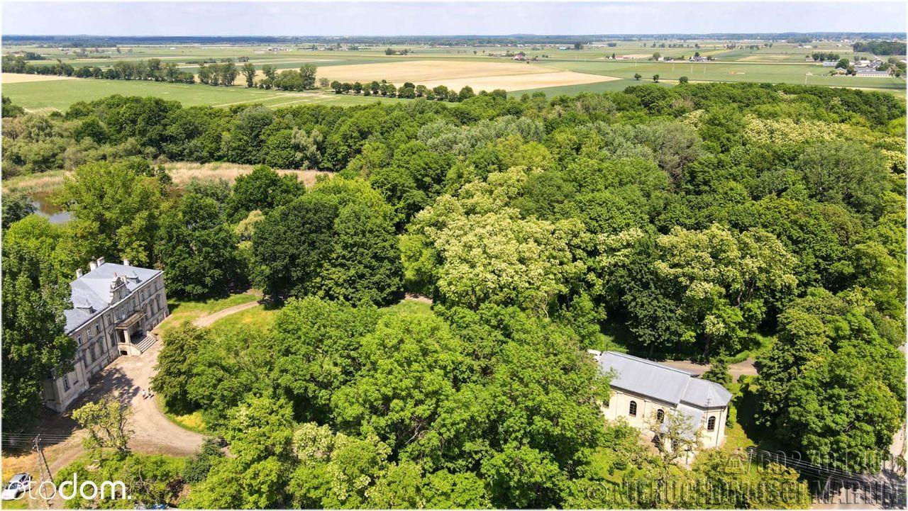 Niegolewo 800 m2, 17 ha w tym gr. rolny 5,9 ha