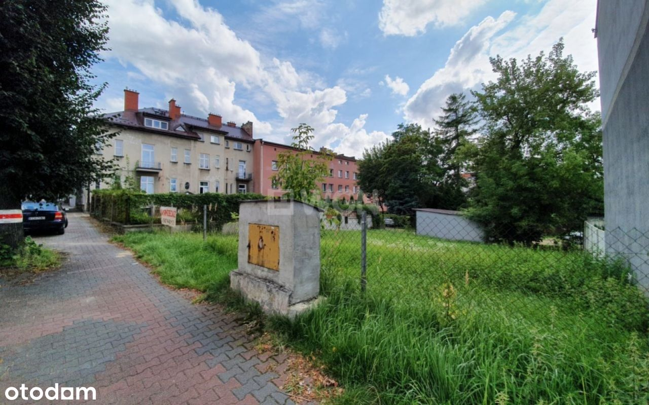 Działka, 668 m², Chrzanów