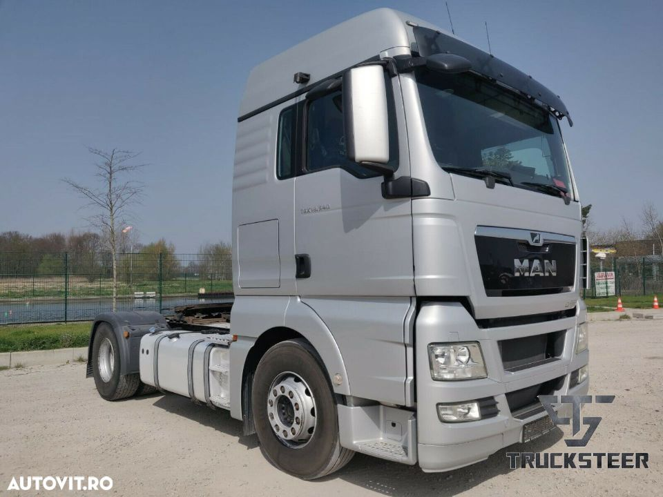 MAN TGX18, 11/2013, Euro 5, Kit Basculare, 540 CP, Webasto, Istoric complet - 9