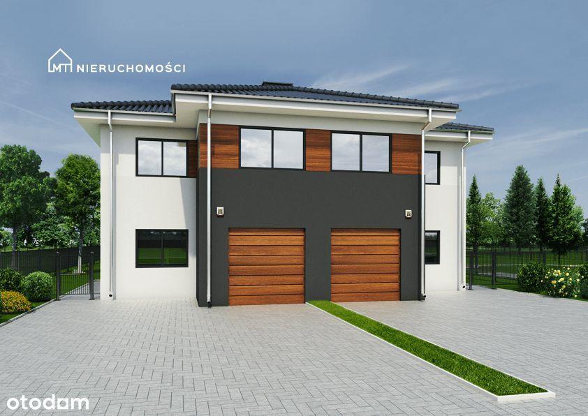 Domy, Umultowo, 154 m2 z garażem + działka 750m2