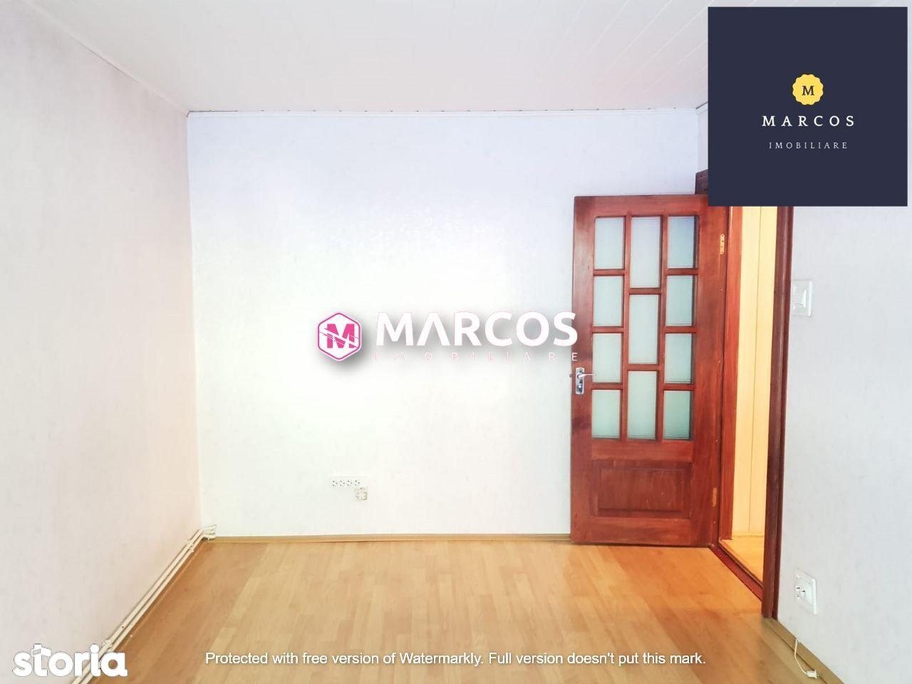 Apartament 3 camere decomandat, parter, Moroasa2, ID 697