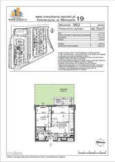 Mieszkanie własnościowe na Kaszubach_ 2 pok.