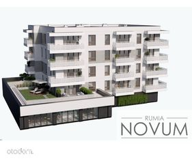 HS Dom - NOVUM RUMIA - M5- 52,78 m2 + TARAS 30 m2
