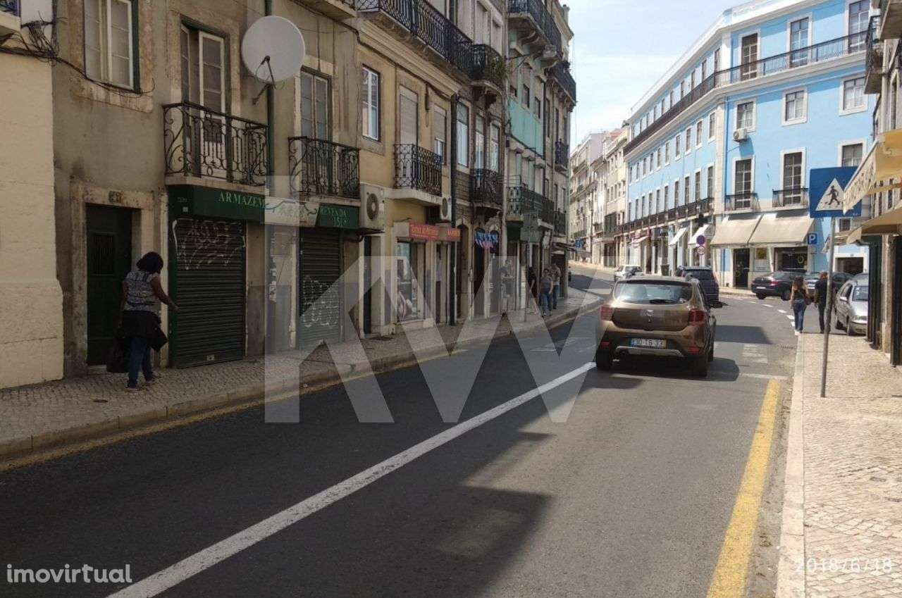 Loja para arrendar, Arroios, Lisboa - Foto 1
