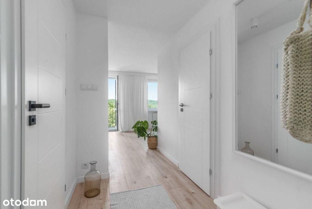 Mieszkanie 2 pokoje,w pełni wyposażone, widok !!!