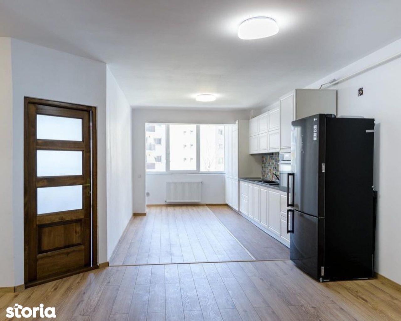 Apartament cu 2 camere in Floresti
