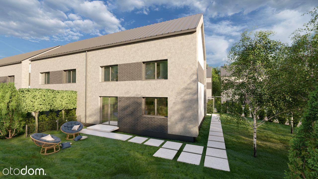 SMART - dom z ogródkiem w cenie mieszkania