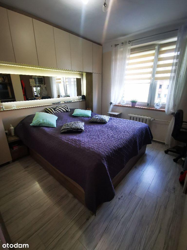 Przestronne 3 pokoje w niskim bloku - Zaodrze