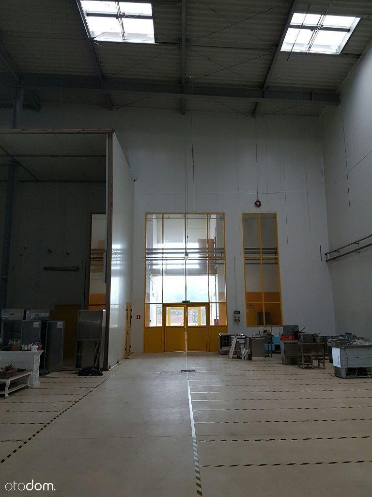 Obiekt produkcyjno-magazynowy aglomeracja Poznań