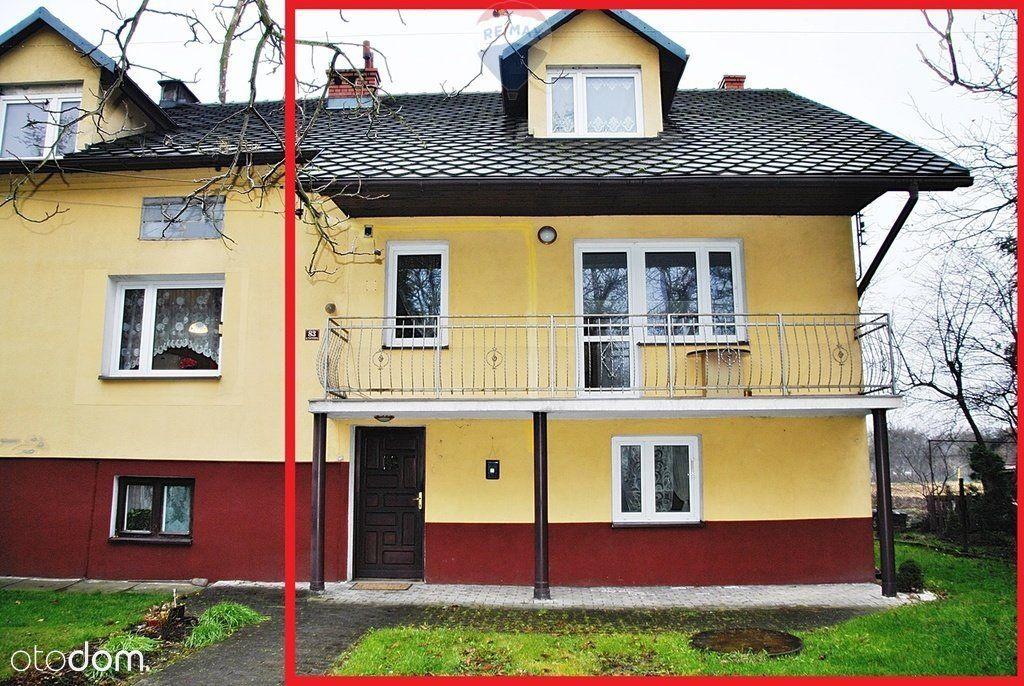 Pół domu na wynajem - Łęki, powiat oświęcimski