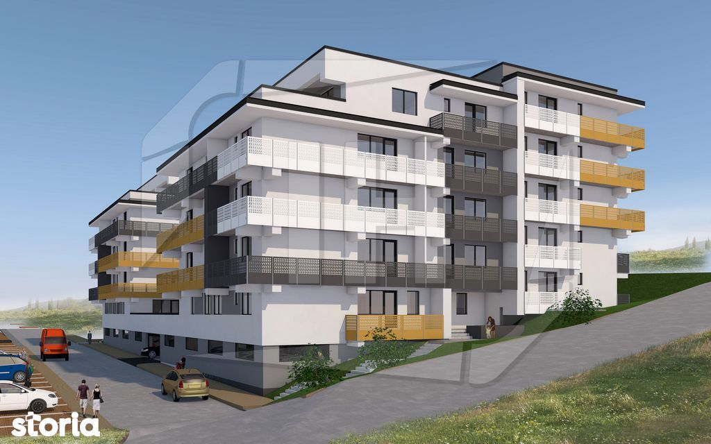 Apartament cu 1 camera, constructie noua, in zona Restaurant Regal