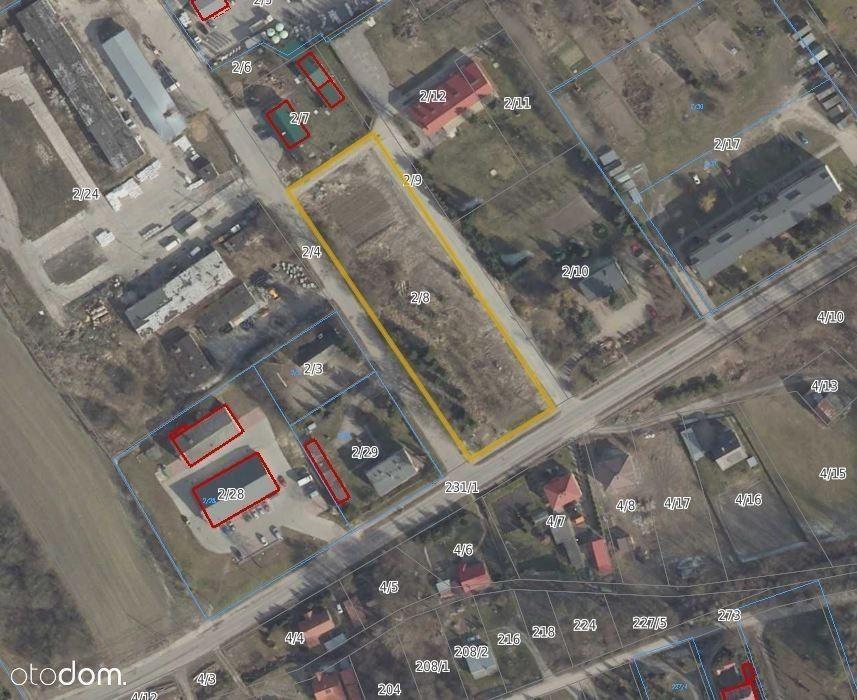 Działka, 5 400 m², Krzczonów