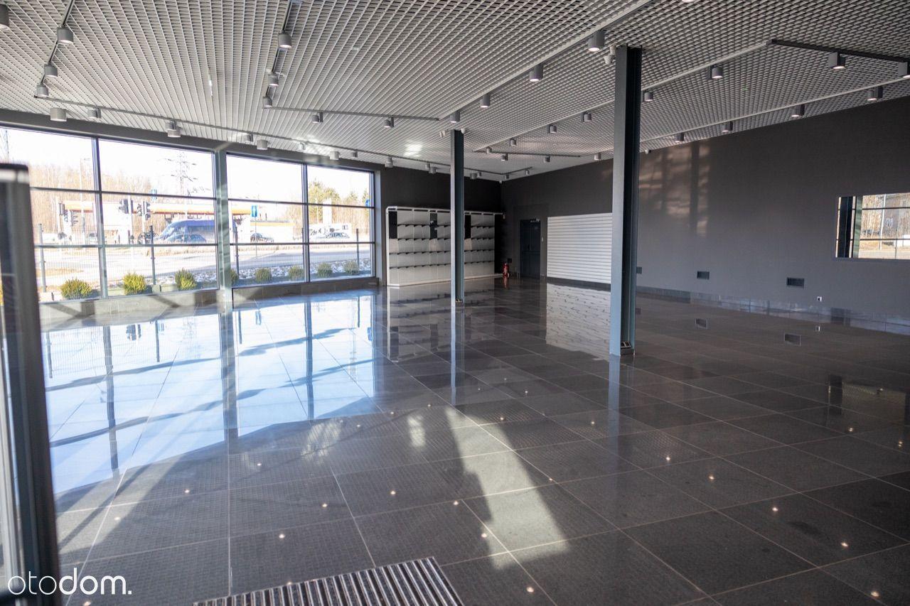 Lokal handlowo-usługowy Olsztyn 352 m2