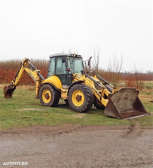 New Holland B115 4PS - 8