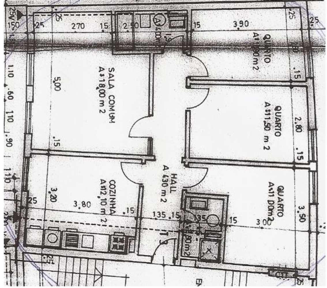 Apartamento para arrendar, Rua Francisco Duarte Pedroso, Algés, Linda-a-Velha e Cruz Quebrada-Dafundo - Foto 8