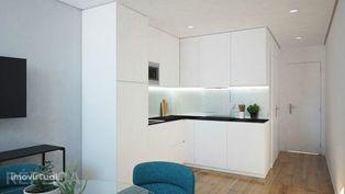 Apartamento T1 Novo em São Bento