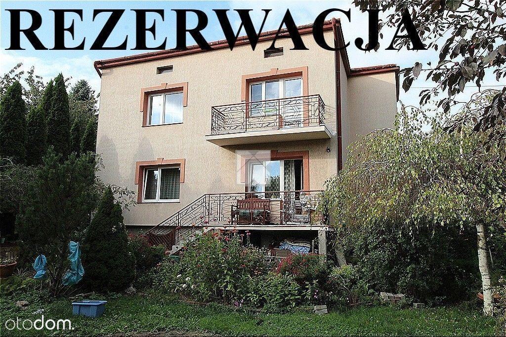 Ładny dom w centrum Przemyśla z działką 10,9 ara
