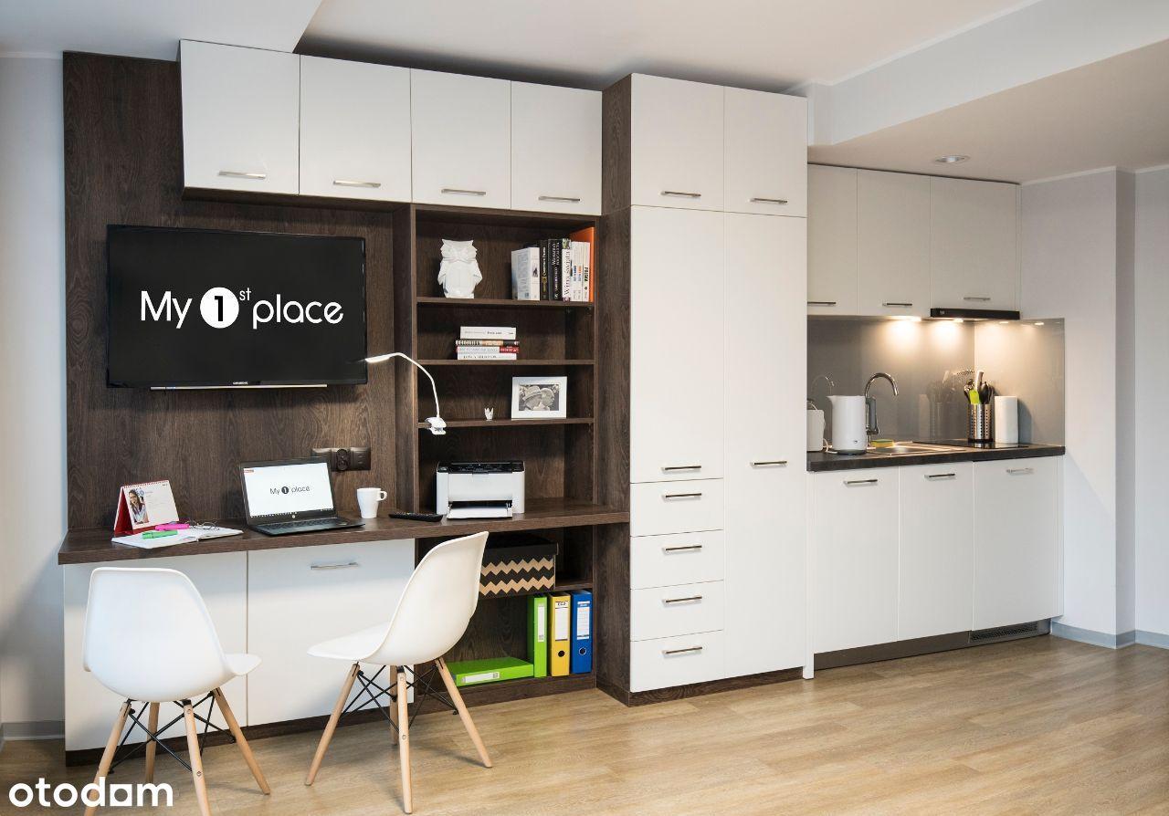 Komfortowy Mikro Apartament z FV i sprzątaniem.